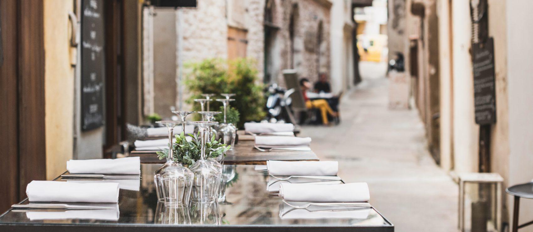L'appello della ristorazione italiana