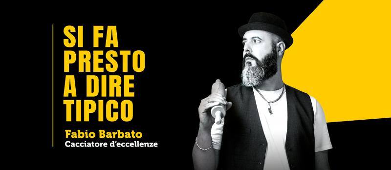 Fabio Barbato chef