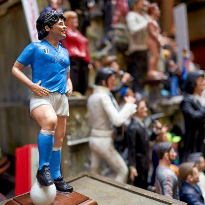 presepe napoletano Maradona