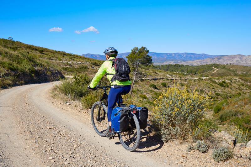 ciclovia appennino bike tour